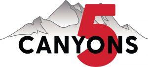 5 Canyons Logo
